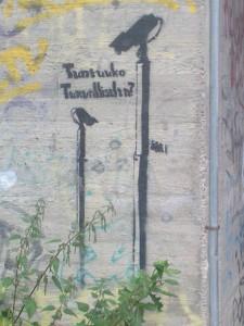 Oulu graffiti 2
